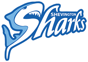 Shevington Sharks Logo