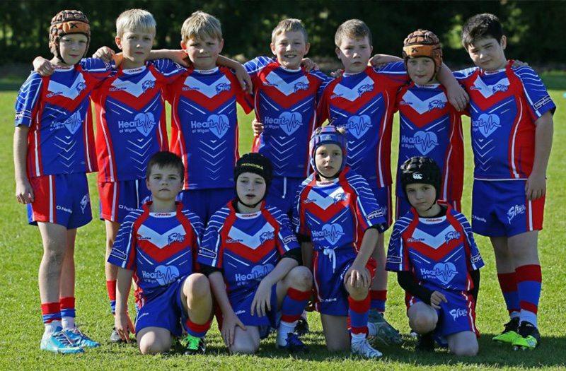 Shevington Sharks Under 11s Team
