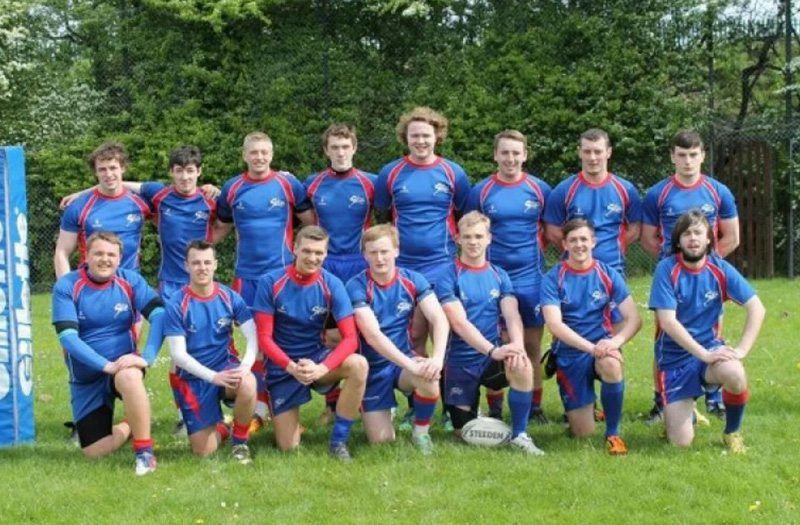 Shevington Sharks Under 18s Team
