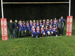 Shevington Sharks Under 15s Team