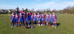 Shevington Sharks Under 10s Team