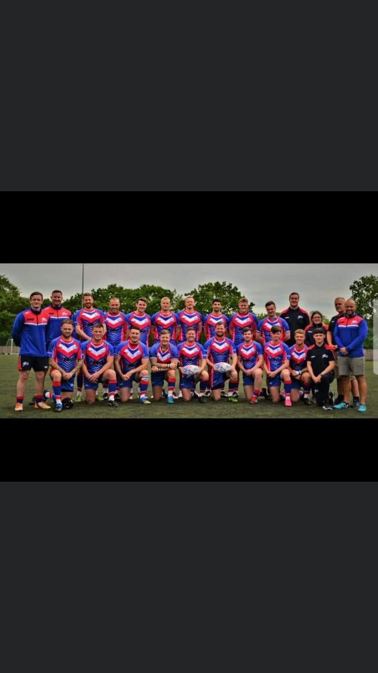 Shevington Sharks Open Age Team